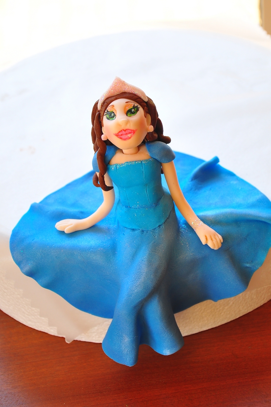 Diva Doll Cake Topper on Cake Central
