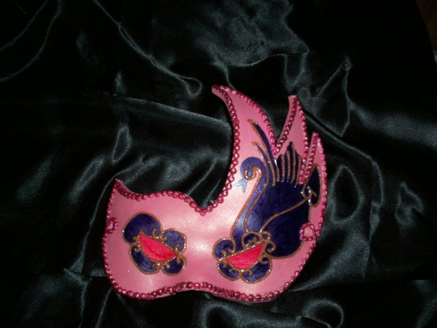 Masquerade Mask on Cake Central