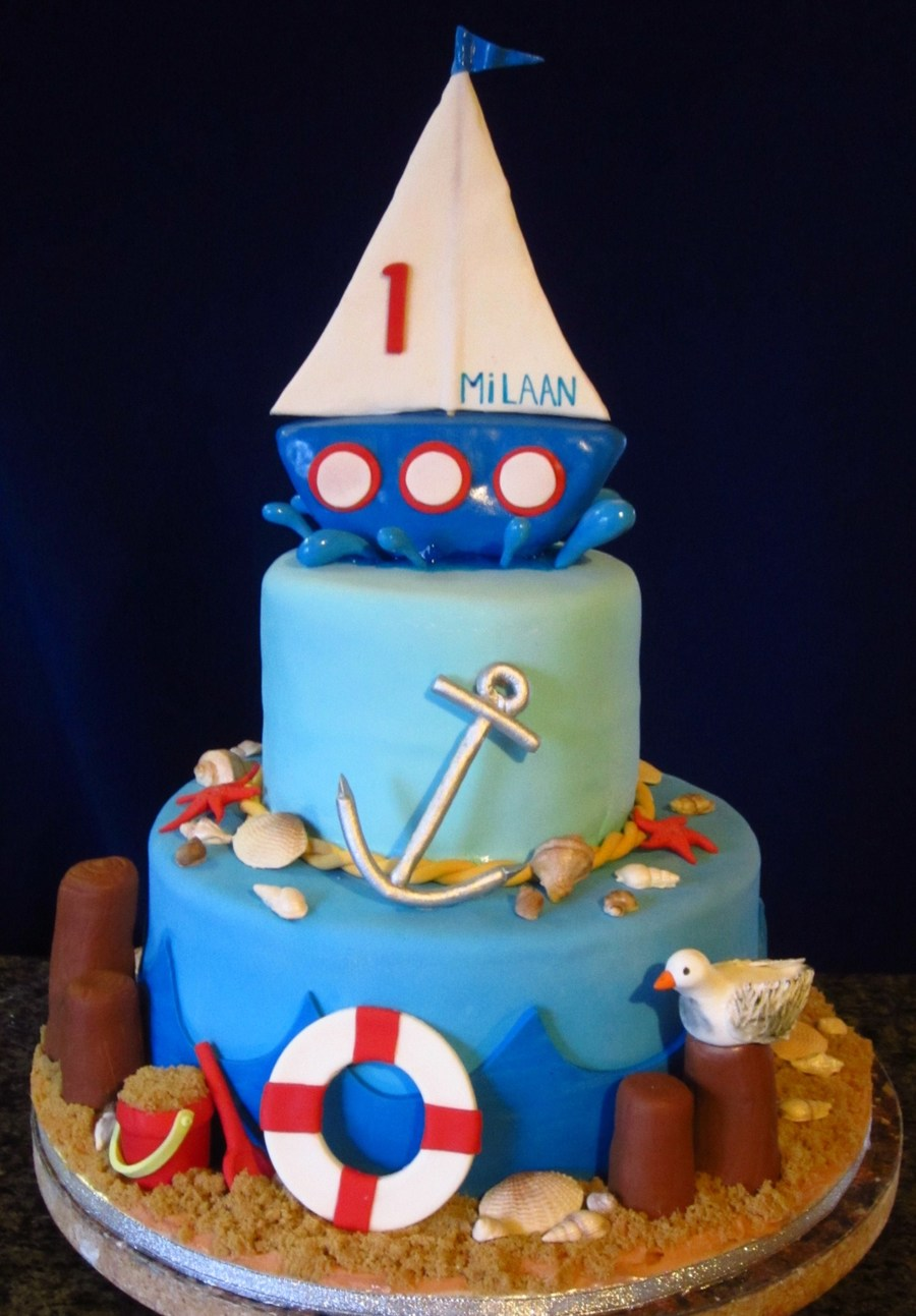 Come Sail Away Cake Cakecentral Com