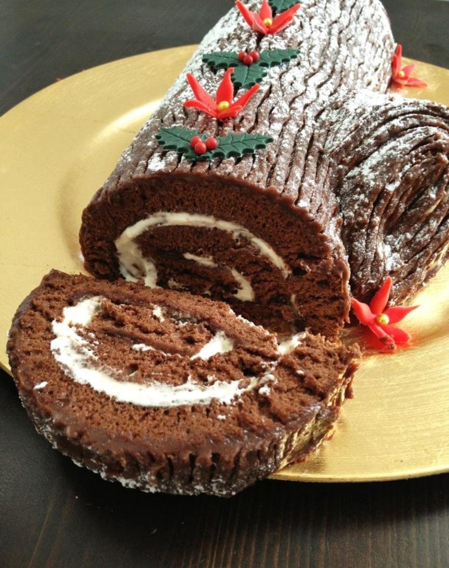 Purchase Yule Log Cake
