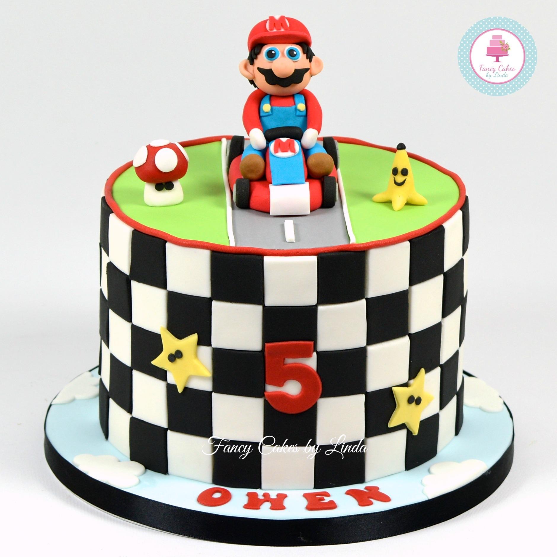 Flying Aeroplane 18Th Birthday Cake