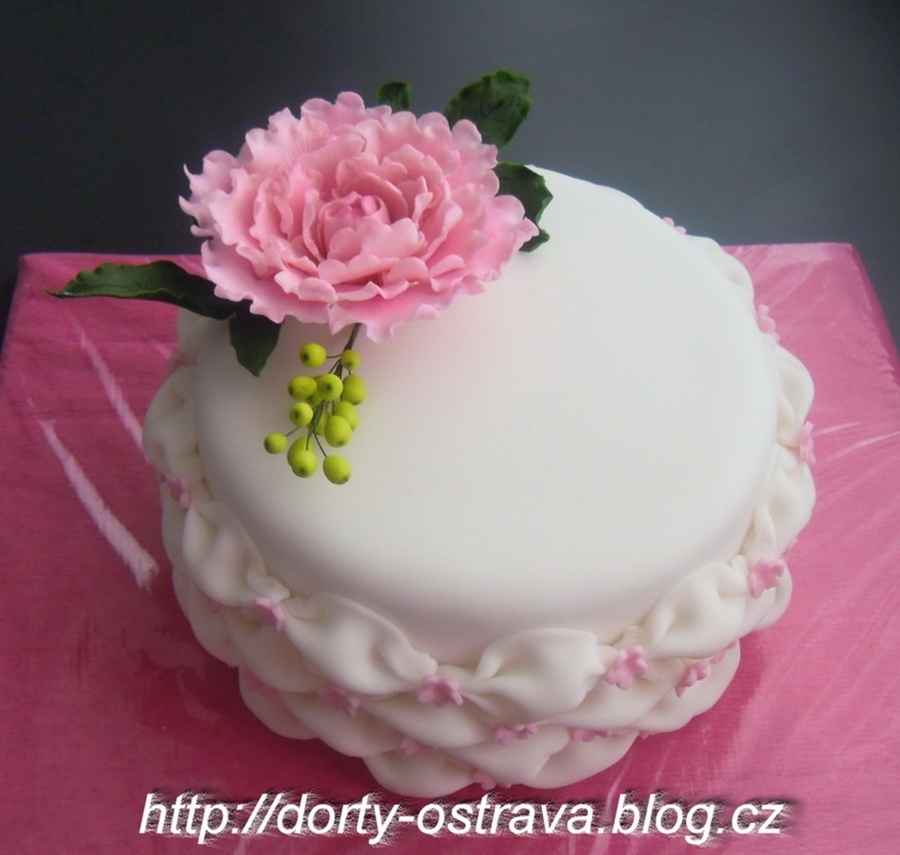 With Peony on Cake Central