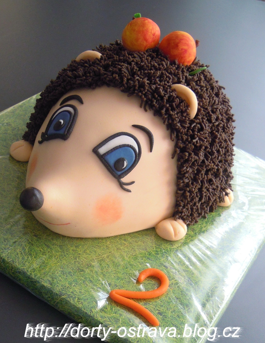 The Hedgehod on Cake Central