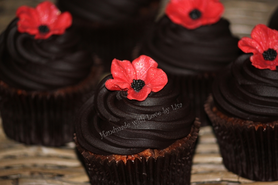 Rich Chocolate Mud Cupcakes on Cake Central