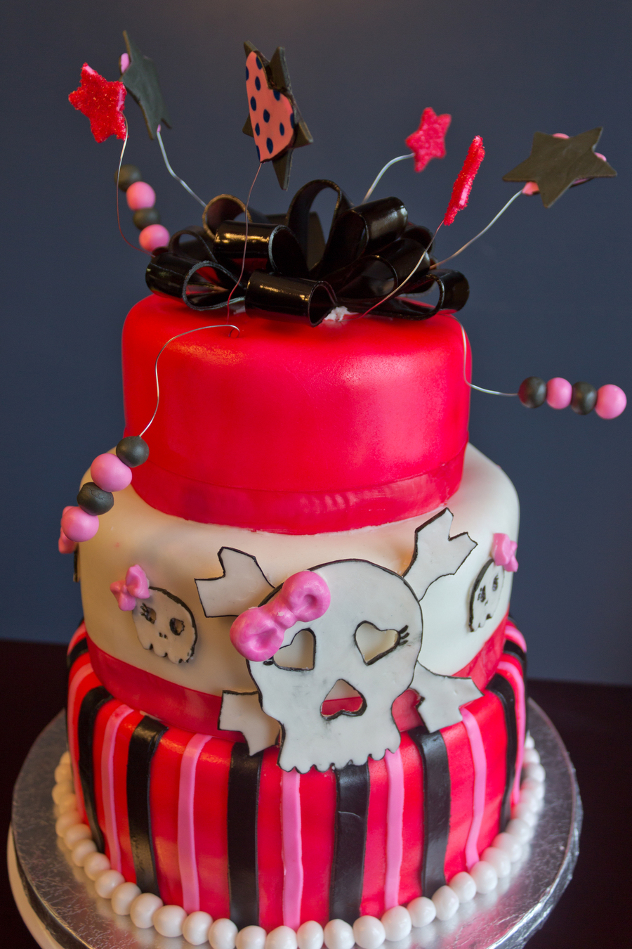 Monster High Birthday Cake Cakecentral Com