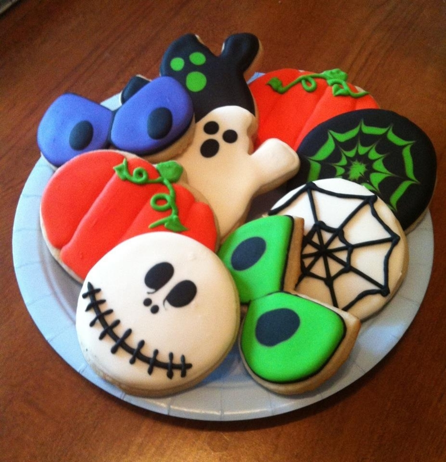 Happy Halloween!  on Cake Central