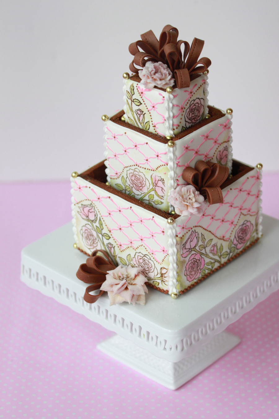 Cake Decorating Classes Europe