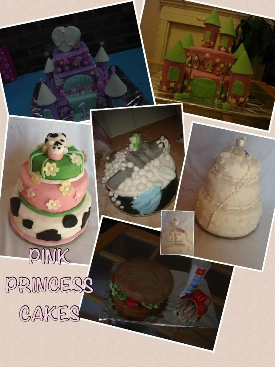 Grand Children's Cakes on Cake Central