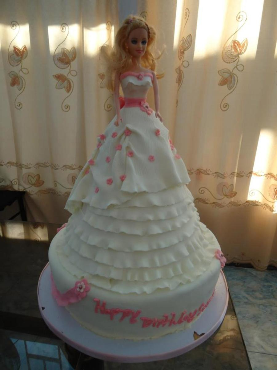 Dolly Cake on Cake Central