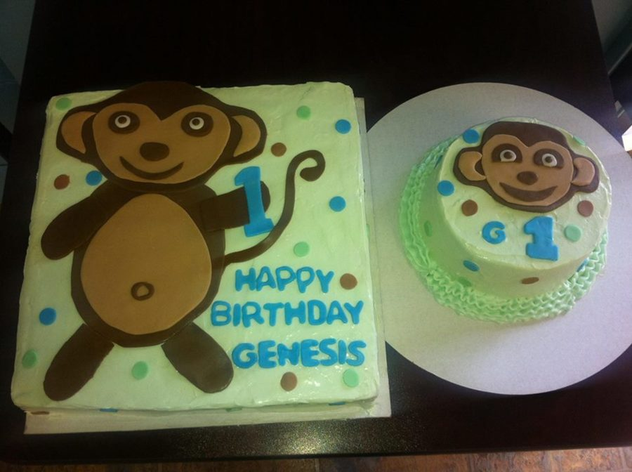 Monkey Cakes on Cake Central