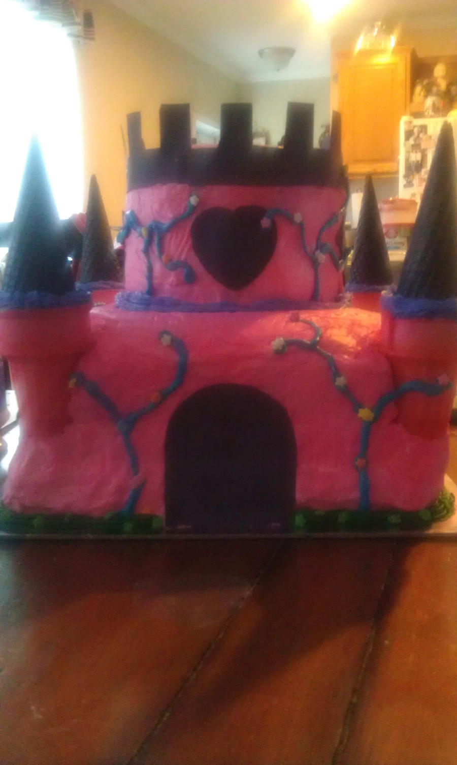 Fairy Tale Castle on Cake Central