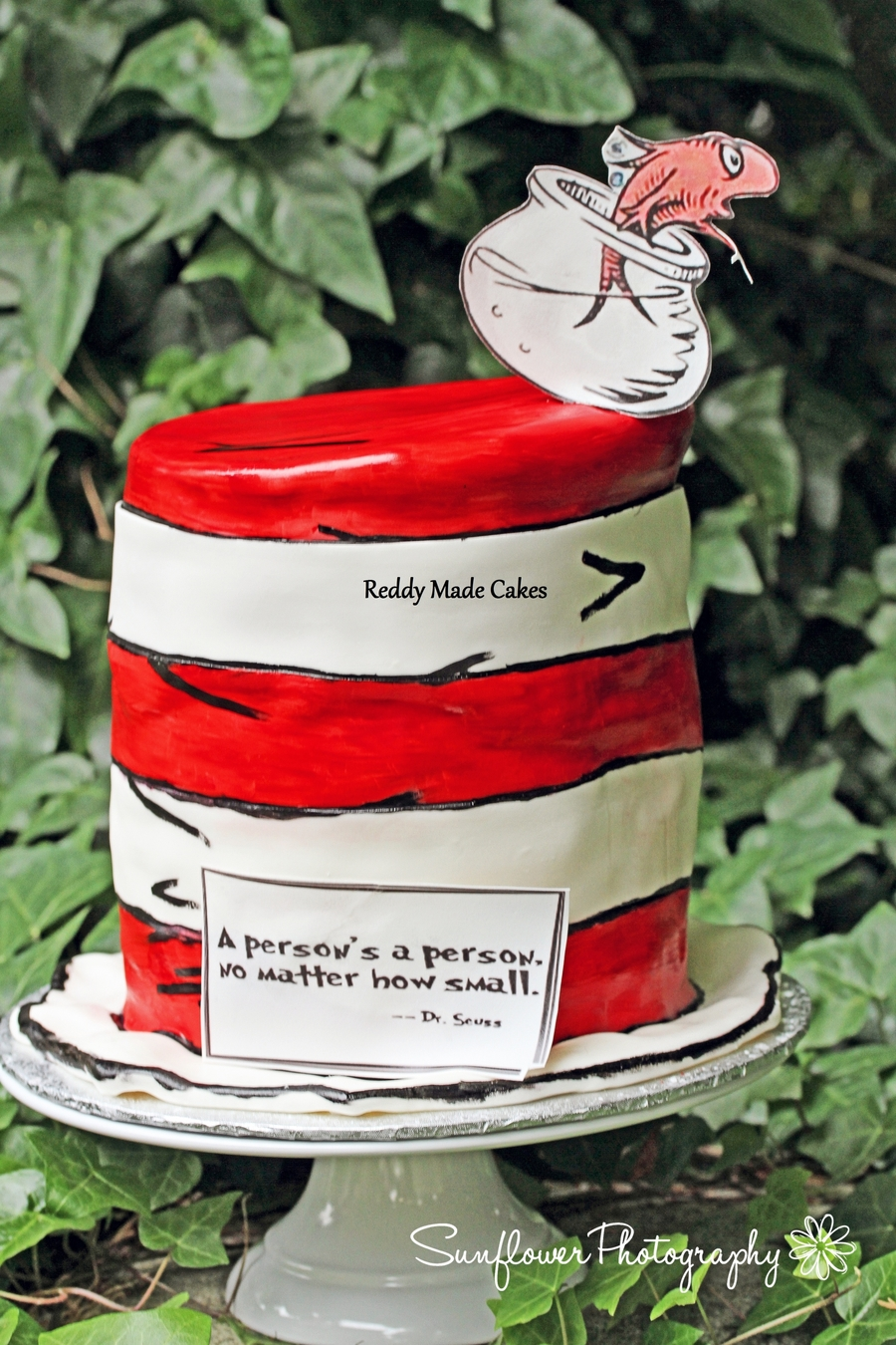 Dr. Seuss Cake on Cake Central