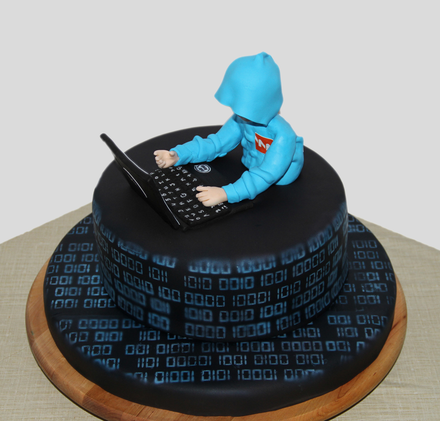 Teenager Boy Birthday Cake