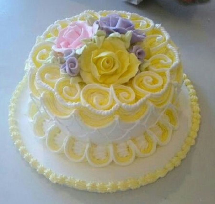 Flowers And Royal Icing Cakecentral Com