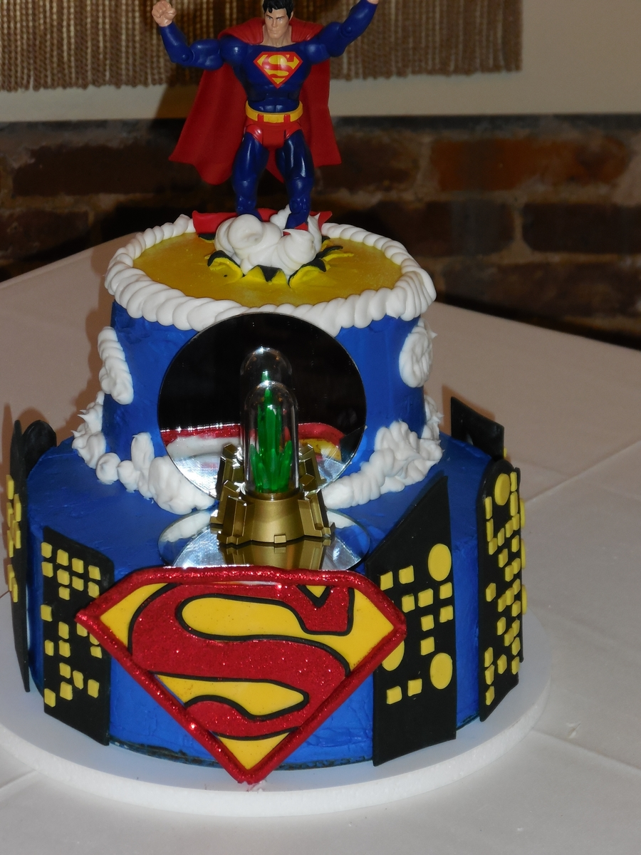 Super Groom on Cake Central