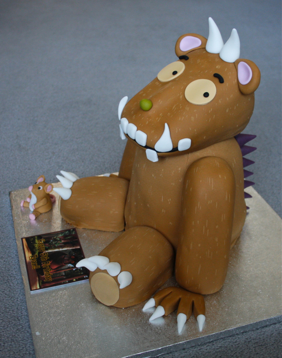 The Gruffalo on Cake Central