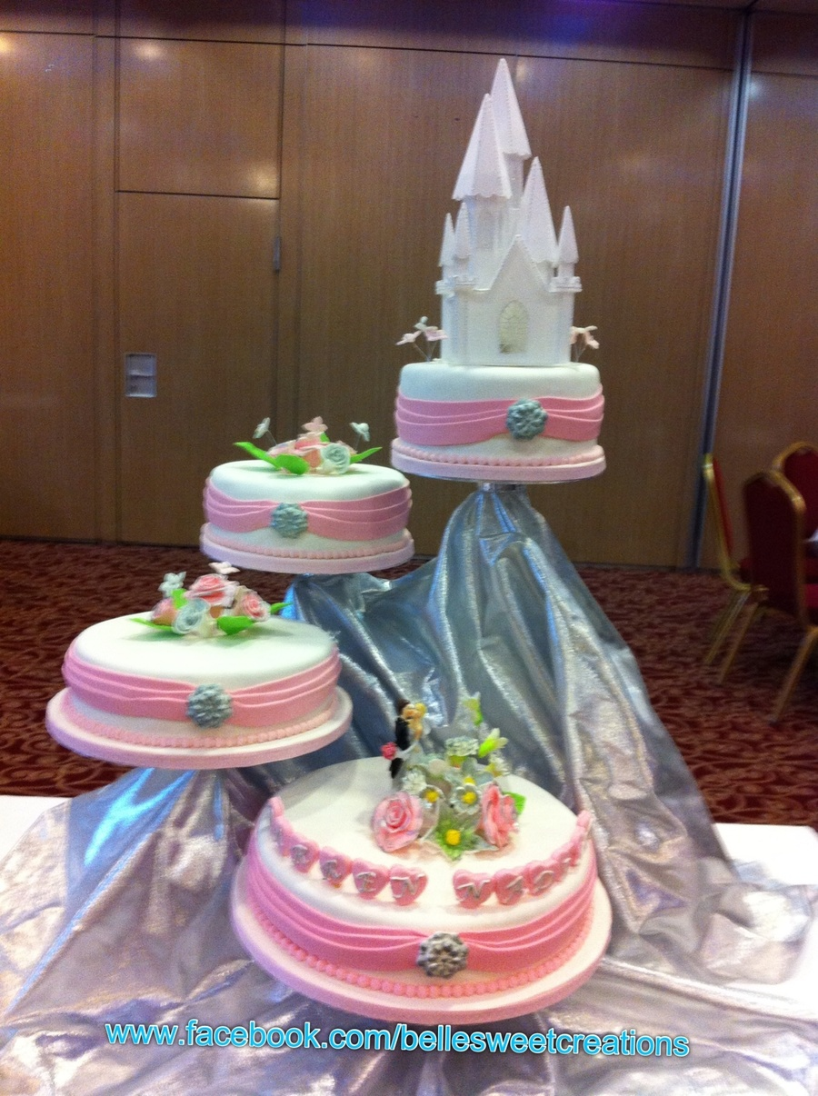 4 Tier Choco Amp Vanilla Sponge Post Wedding Celebration Cake on Cake Central