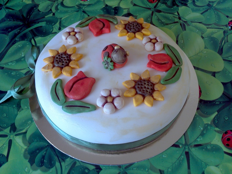 Thun Ceramic's Italian Cake on Cake Central