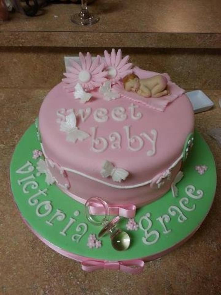 Baby Shower Cakes on Cake Central