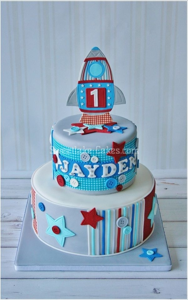 I Had Fun Making This Stoer Lifestyle Tiered Cake For My