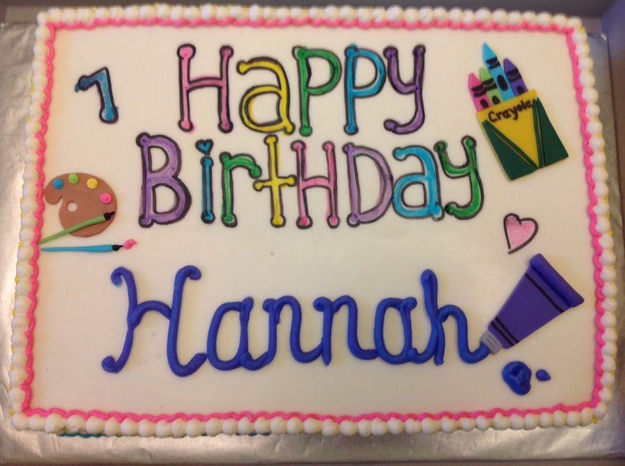edible cake letters fondant sheet on top of cake with edible marker letters 21441