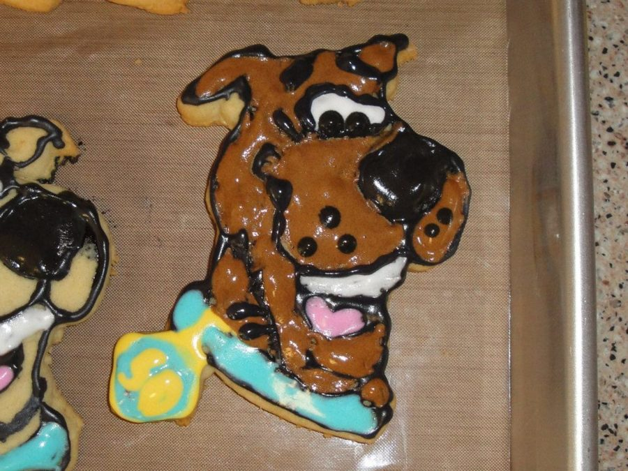 Scooby Doo Sugar Cookies With Royal Icing on Cake Central