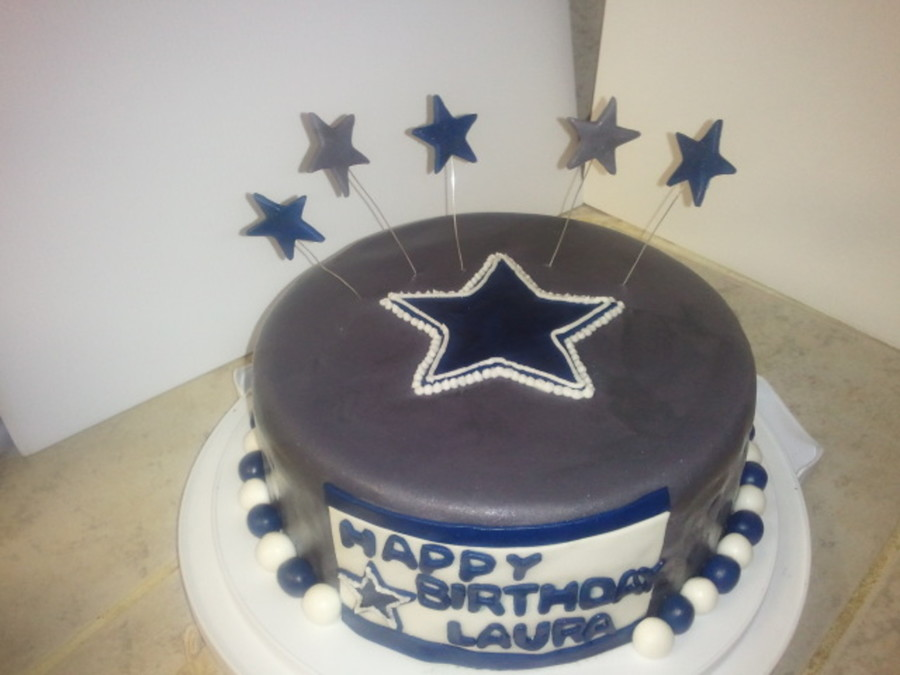 Sports Theme Cake  on Cake Central