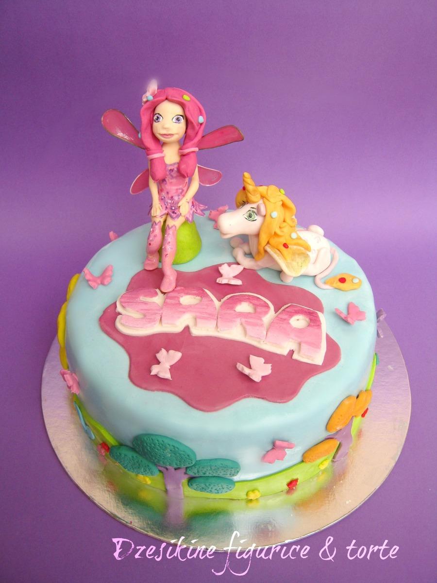Mia And Me Cake Cakecentral Com