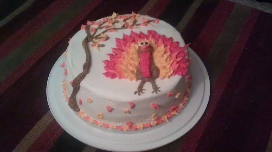 This Was A Salvaged Cake Which Had Fallen Apart It Was Originally The Bottom Of A Three Tiered Cake on Cake Central