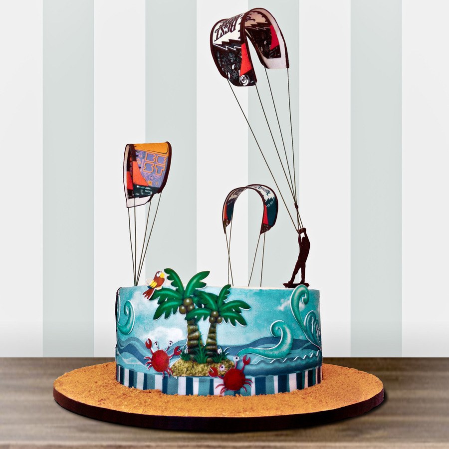 Kite Surfing Cakecentral Com