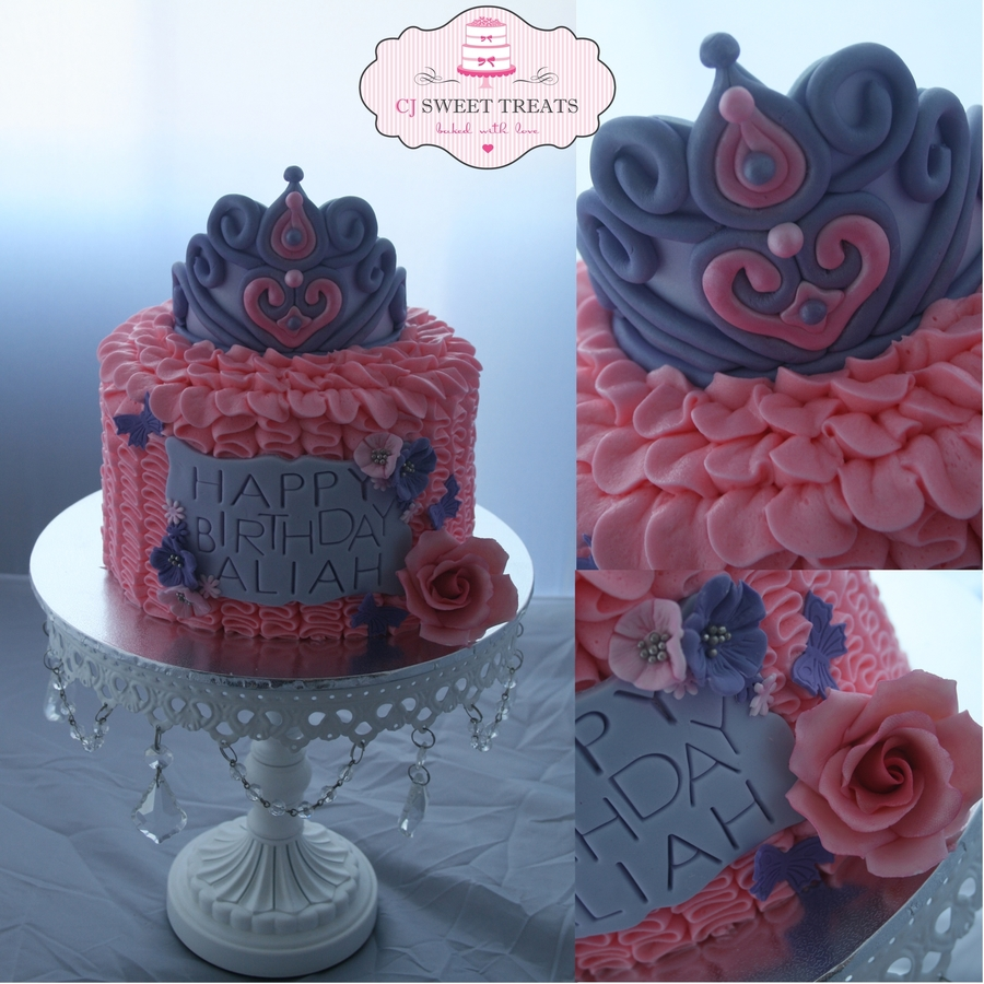 Buttercream Princess on Cake Central