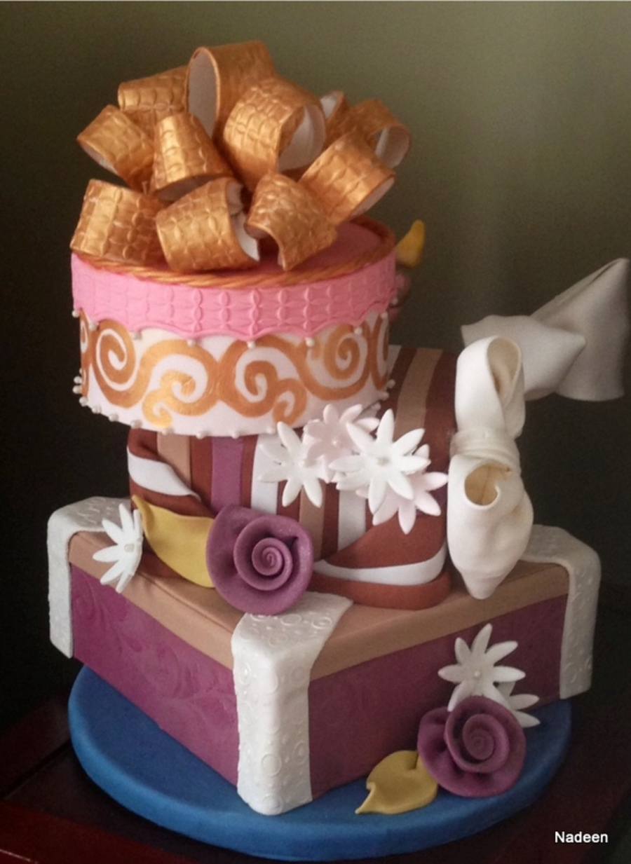 Contest Cakejpg on Cake Central