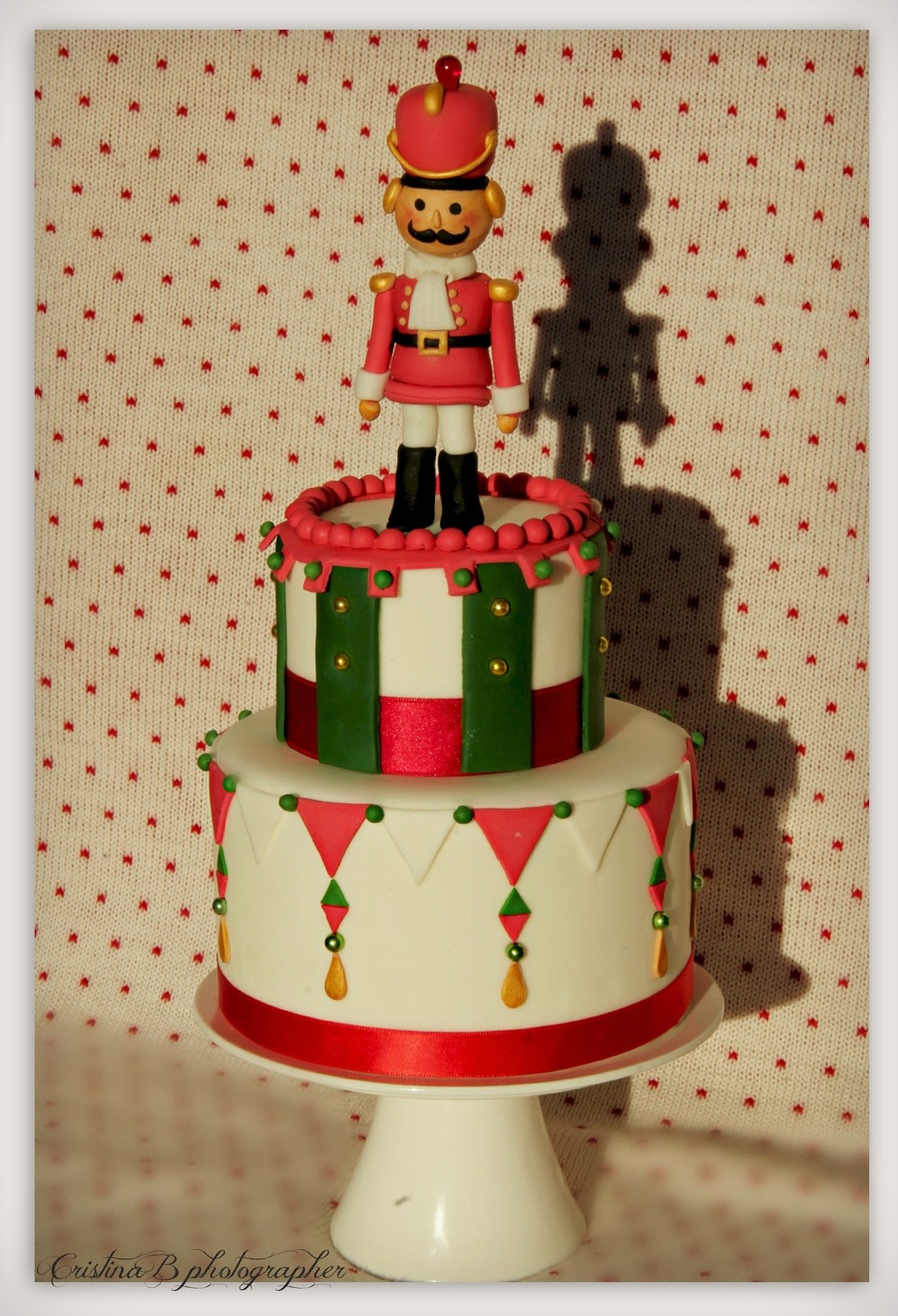 The Nutcracker on Cake Central