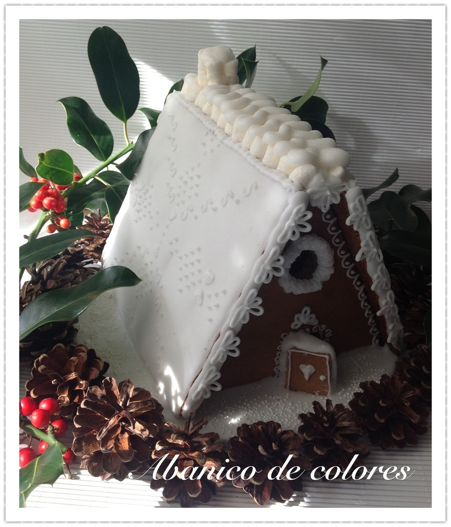 Gingerbread House 2012 on Cake Central