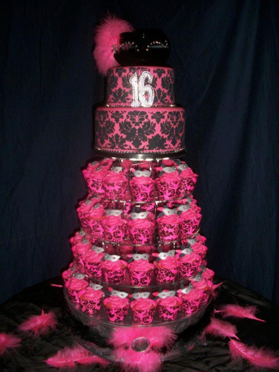 Sweet 16 on Cake Central