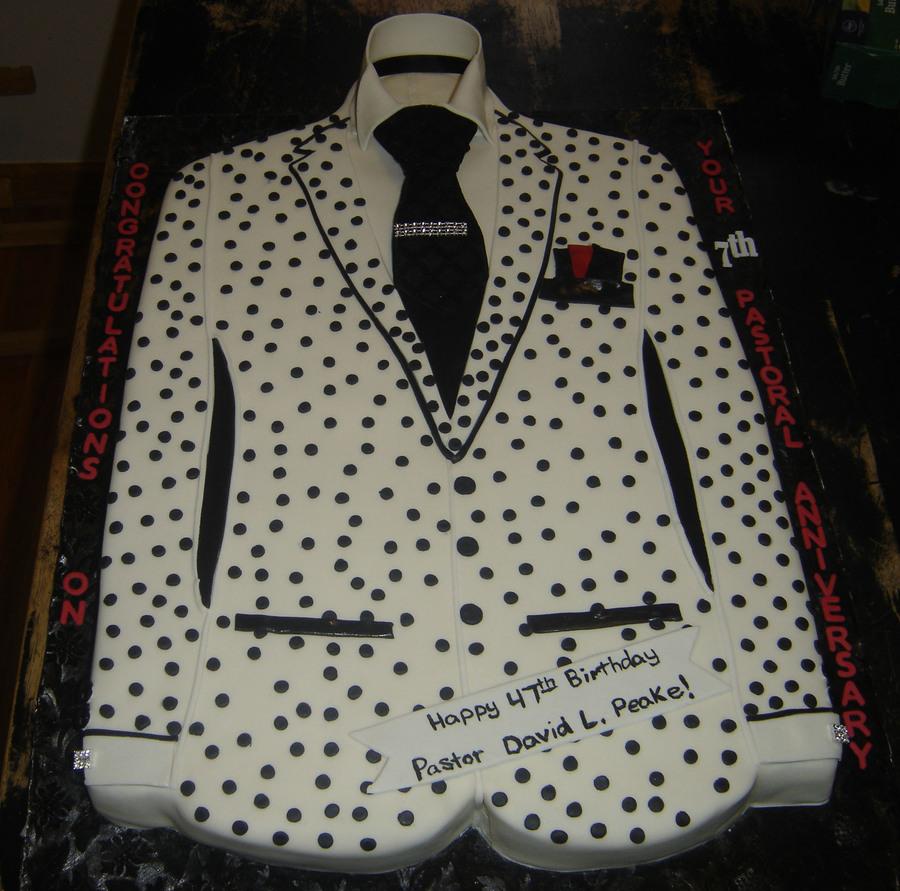 Suit Jacket Cake Cakecentral Com