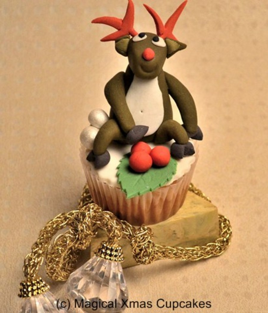 christmas cupcake decorations cakecentralcom