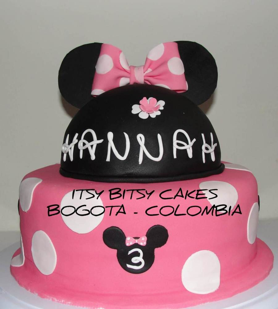 Minnie2 on Cake Central