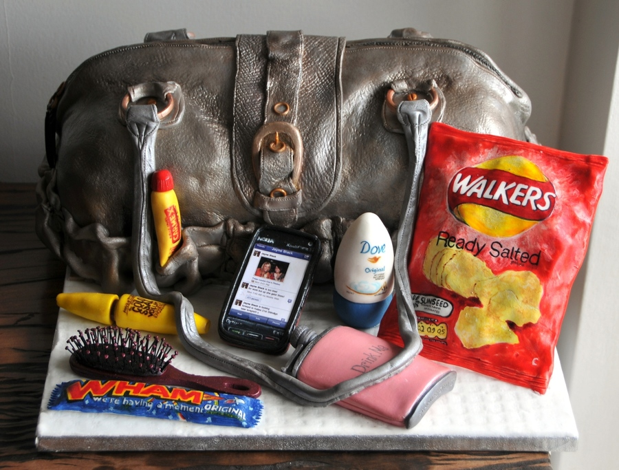 30Th Handbag Cake on Cake Central