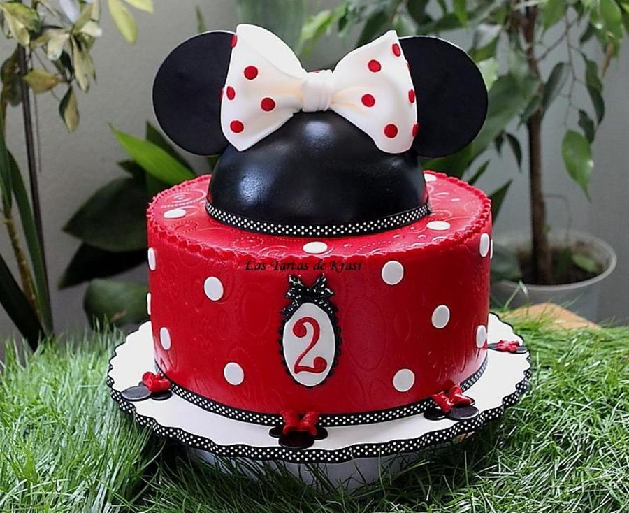 Minnie Mouse Birthday Cakes on Cake Central