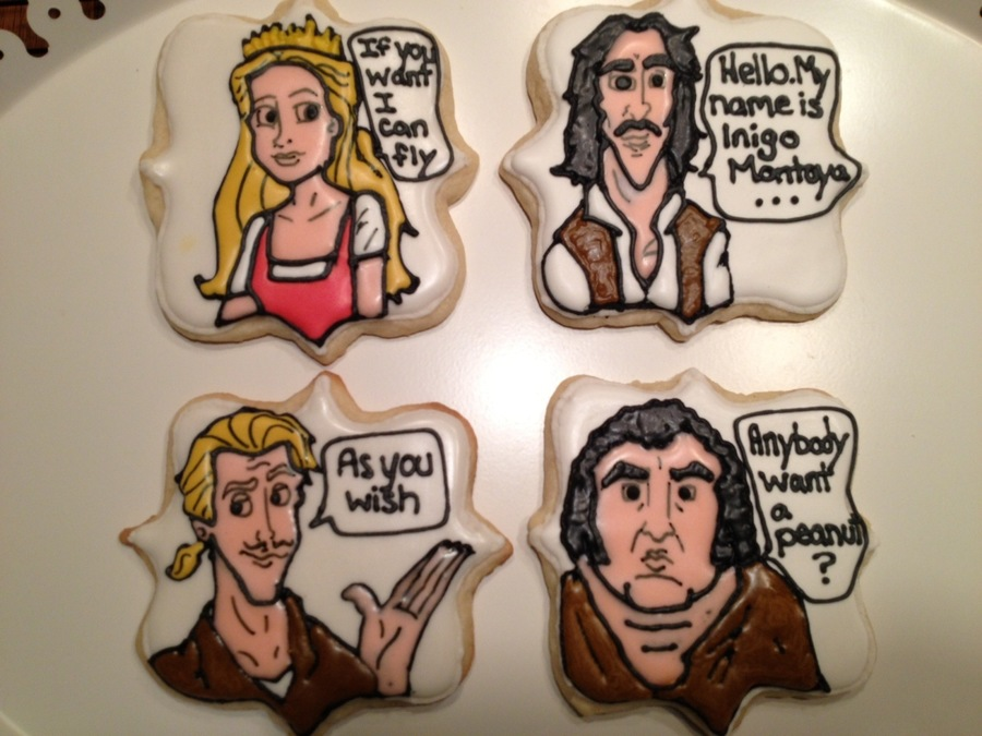 Princess Bride  on Cake Central