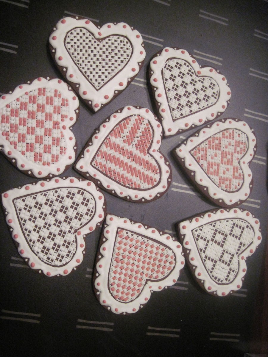 Hearts on Cake Central