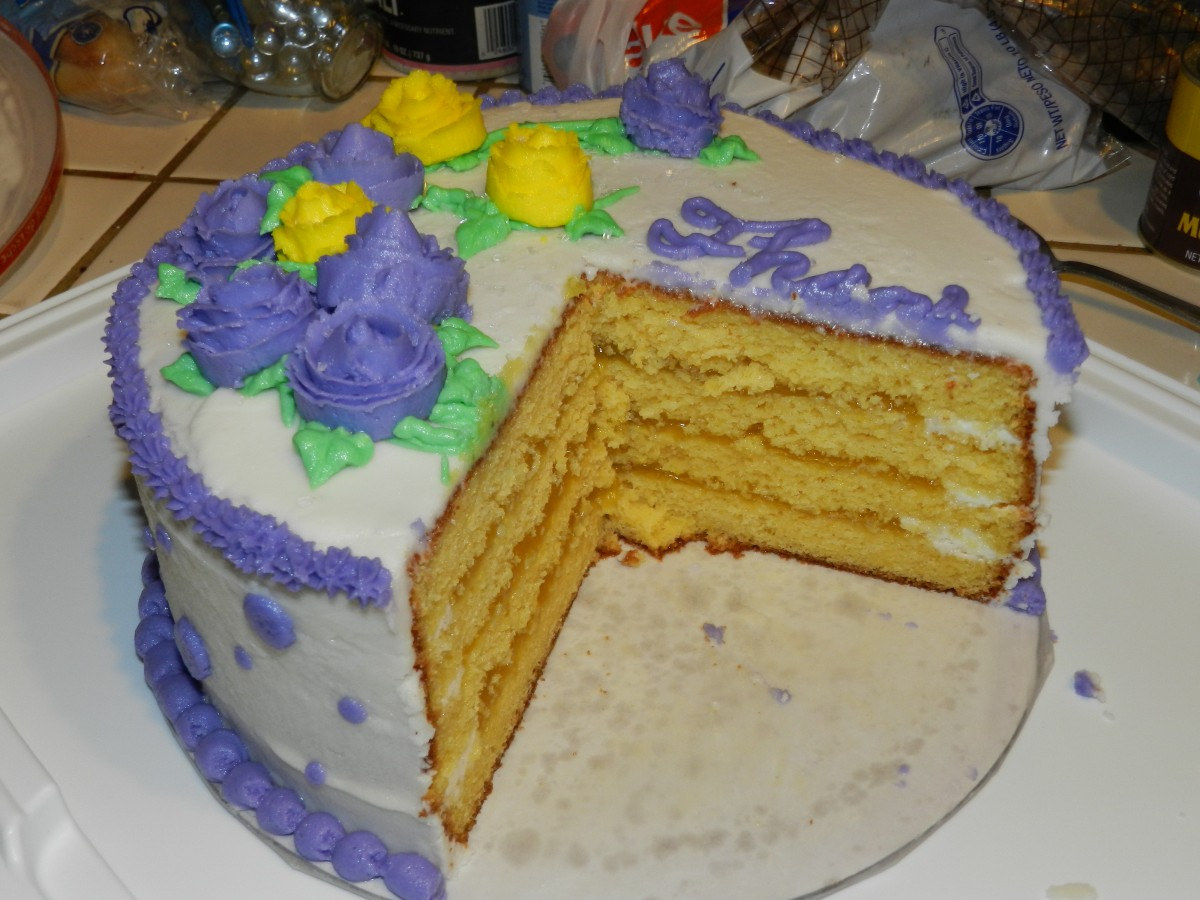 Wilton Cake Decorating Course 1 Book Download : Wilton Course 1: Cake Decorating Basics - CakeCentral.com