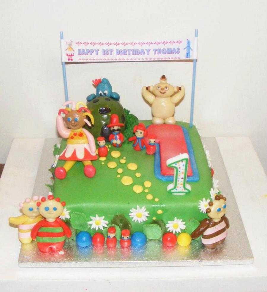 In The Night Garden Birthday Cake - CakeCentral.com