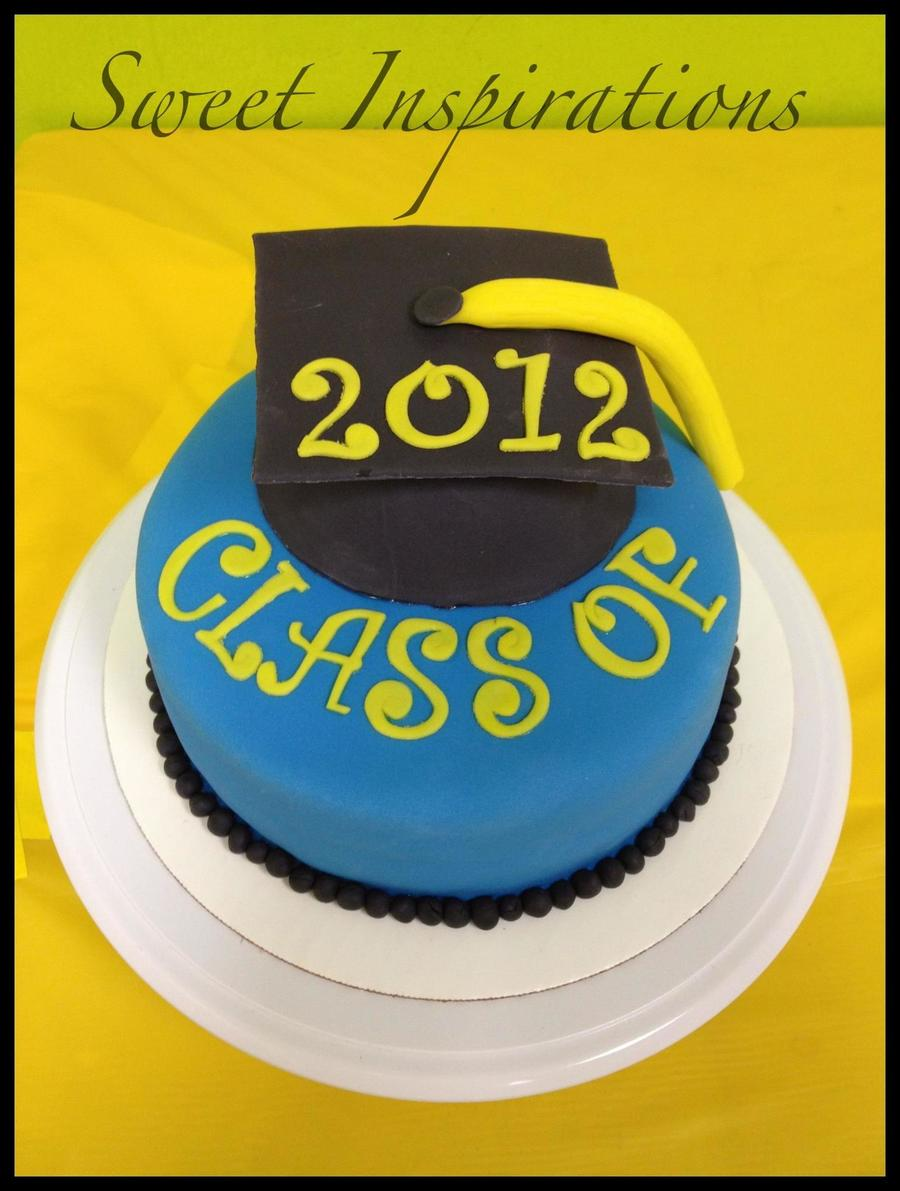 Classof2012  on Cake Central