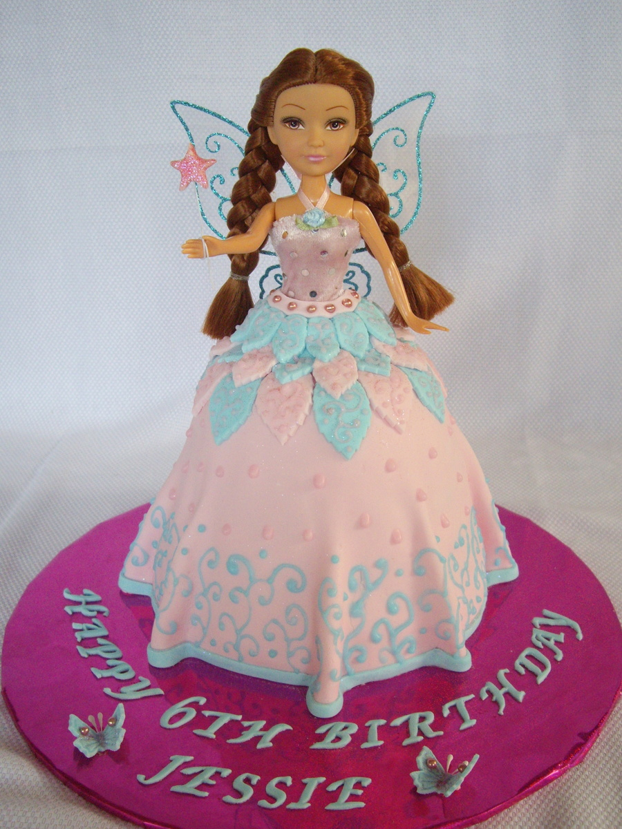 Doll Cakes - CakeCentral.com