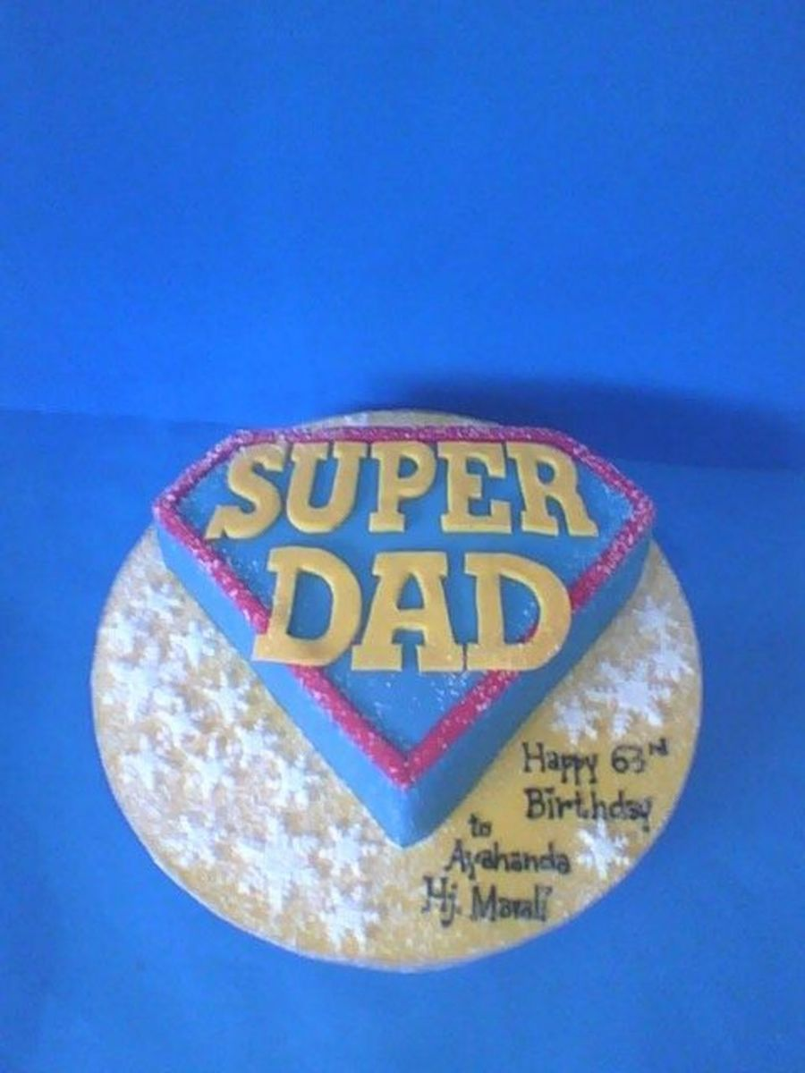 Daddy's Day on Cake Central