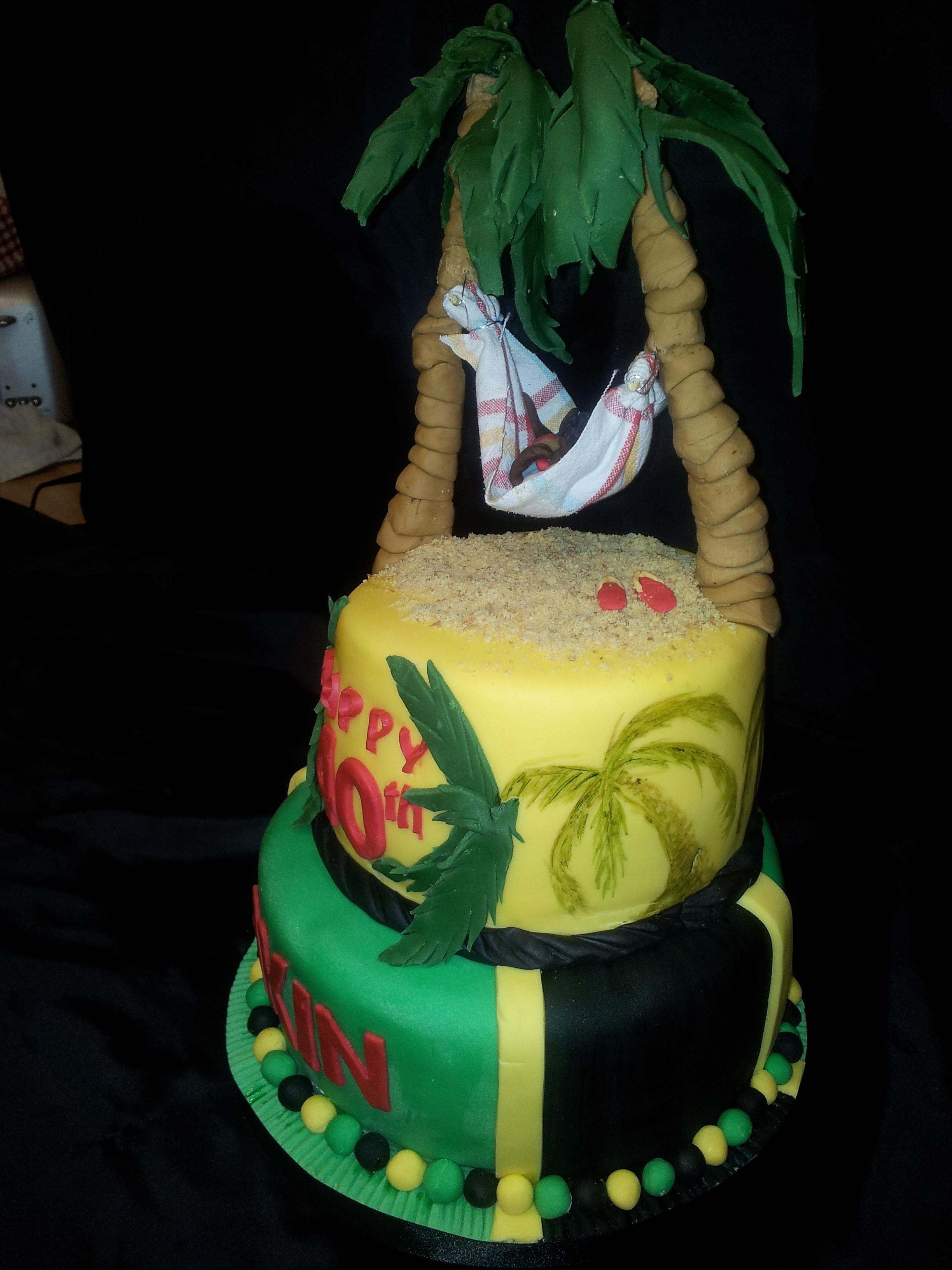 Jamaican Cake Recipes 40Th Birthday Cake, Ja...