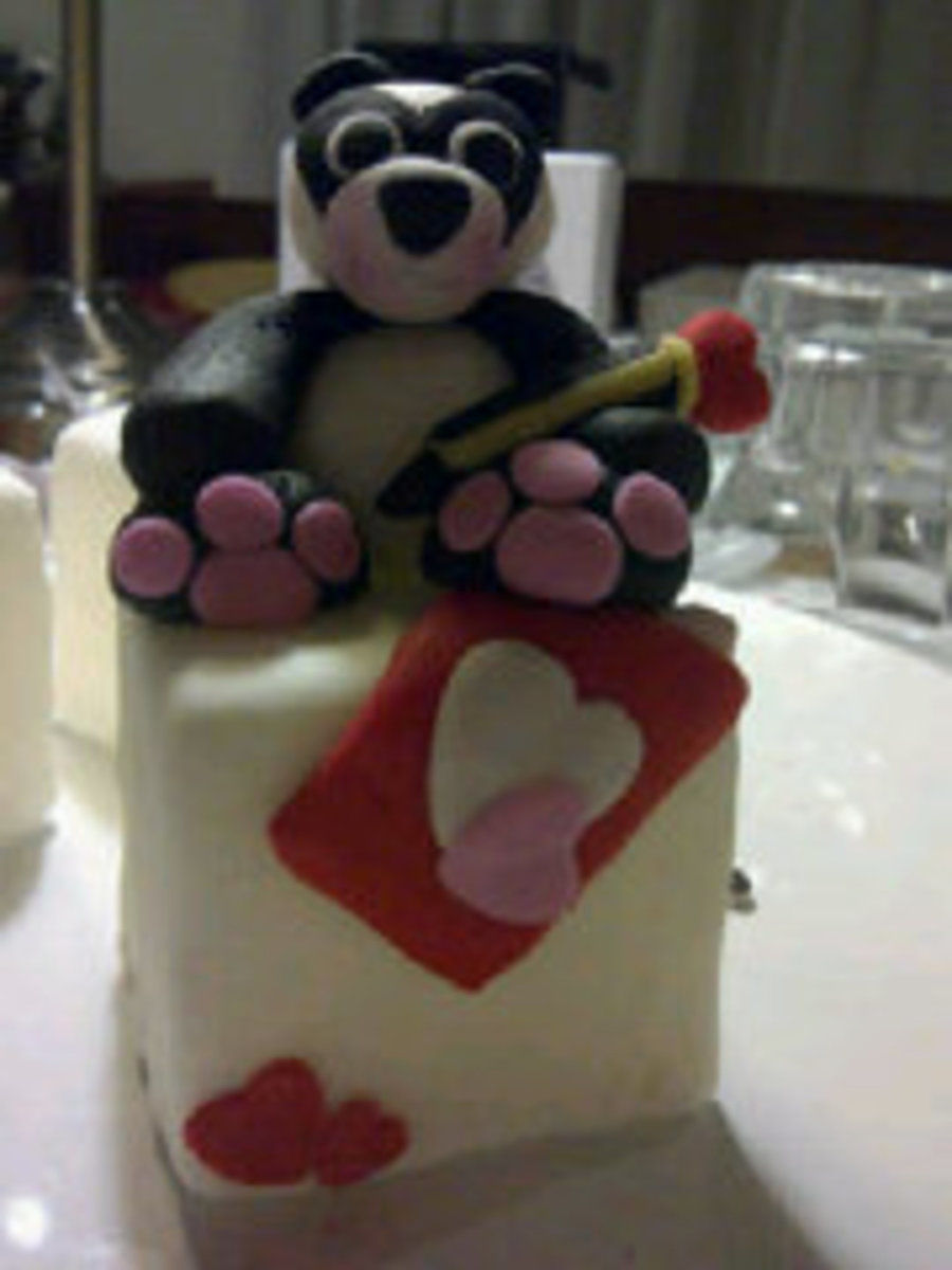 Panda 1 on Cake Central