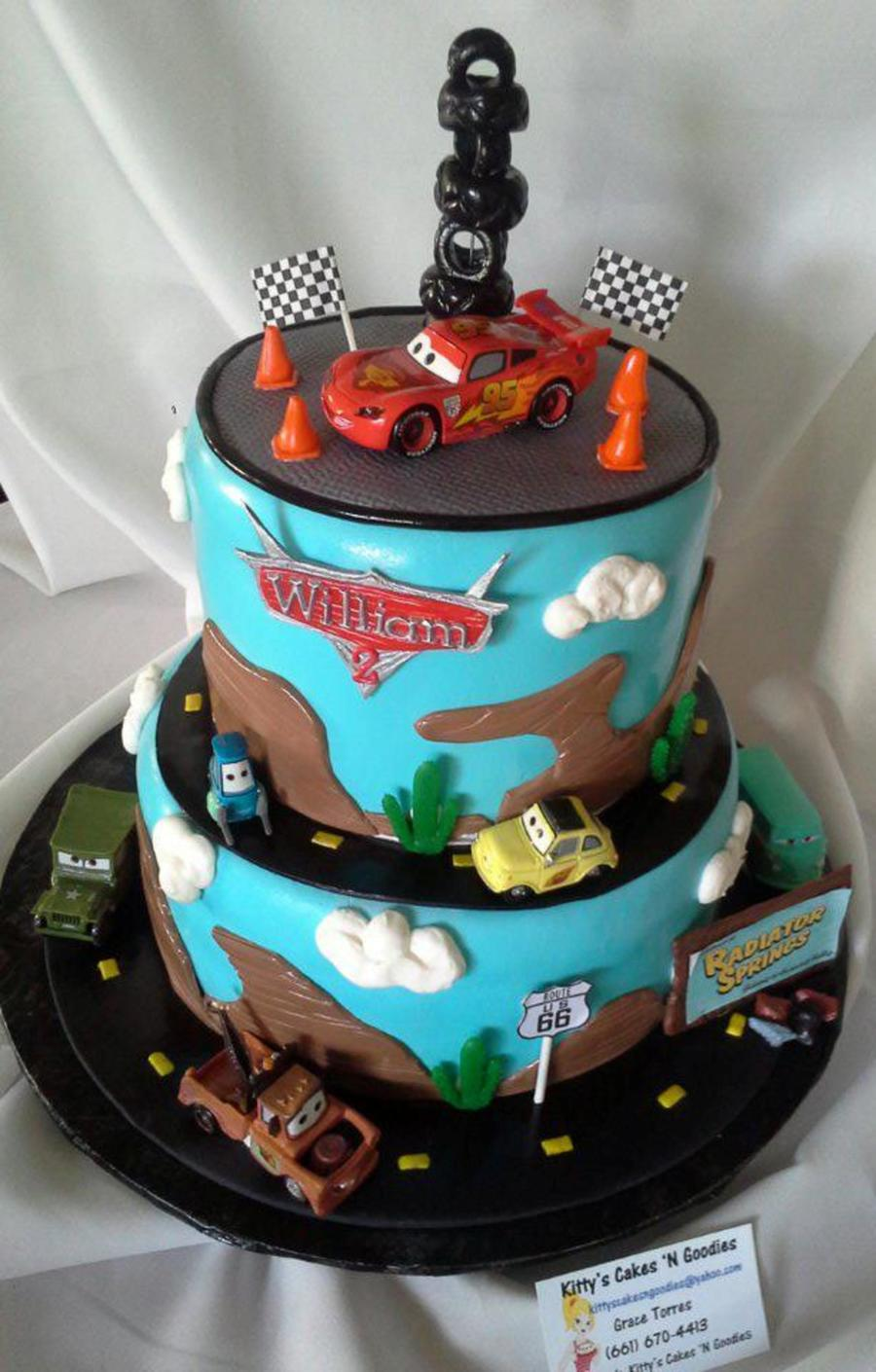 Cooking Themed Cake - CakeCentral.com